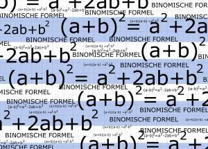Binomische Formeln - Mathematik Nachhilfe