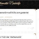 Mathematik-Nachhilfe.com